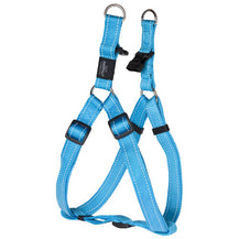 Rogz Utility Reflective Step In Dog Harness Turquoise