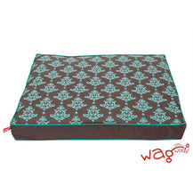 Wagworld Indoor Futon (Damask Hound)