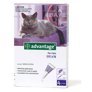 Advantage Cat (4kg+) Large