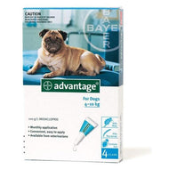 Advantage Dog (4-10kg) Medium