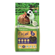 Burgess Rabbit Food - Excel Adult Nuggets with Oregano