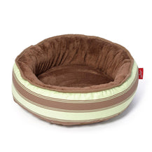 Wagworld Cosy Cup Bed - Green Stripe