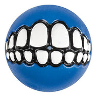 Rogz Grinz Dog Treat Ball - Blue
