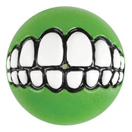 Rogz Grinz Dog Treat Ball - Lime