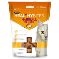 Vet IQ Healthy Bites Hairball Remedy for Cats