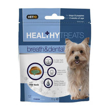 Healthy Treats - Breath and Dental Care for Dogs