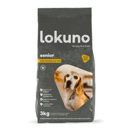 Lokuno Senior Dog Food
