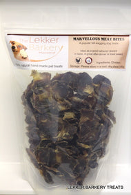 The Lekker Barkery Marvelous Meat Bites Chicken