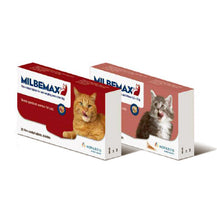 Milbemax Tasty Deworming Tablets For Cats Absolute Pets