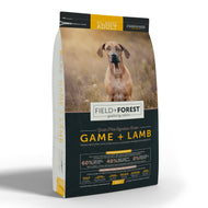 Field and Forest Game & Lamb for Adult Dogs - Grain Free