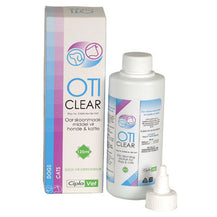 Oticlear Ear Cleansing for Dogs and Cats (125ml)