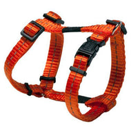 Rogz Utility Reflective Dog H-Harness Orange