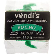 Vondis Buchu Scrub for Pets