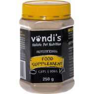 Vondis Nutritional Food Supplement for Pets