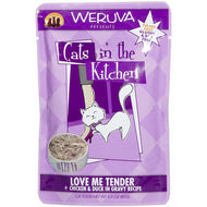 Weruva Love Me Tender Pouches For Cats
