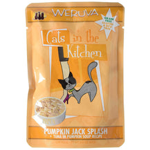 Weruva Cats in the Kitchen Pumpkin Jack Splash Pouches for Cats