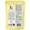 Weruva Cats in the Kitchen Pumpkin Lickin' Chicken Pouches for Cats - Back