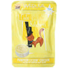 Weruva Cats in the Kitchen Pumpkin Lickin' Chicken Pouches for Cats - Front