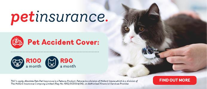 Keep your Pet Covered!