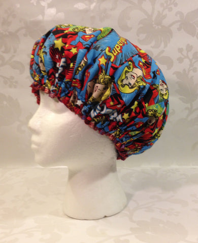 Supergirl Satin-lined Bonnet