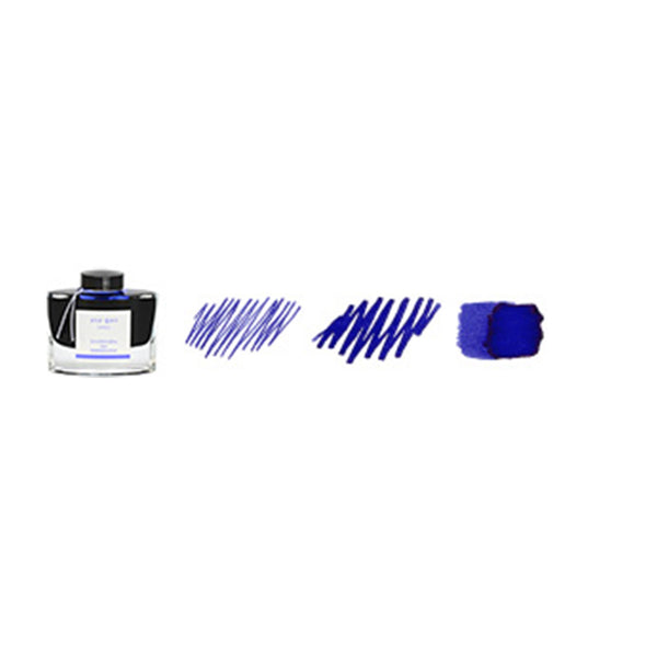 Pilot Iroshizuku 50ml ink bottle for fountain pens: asa - gao (morning glory)