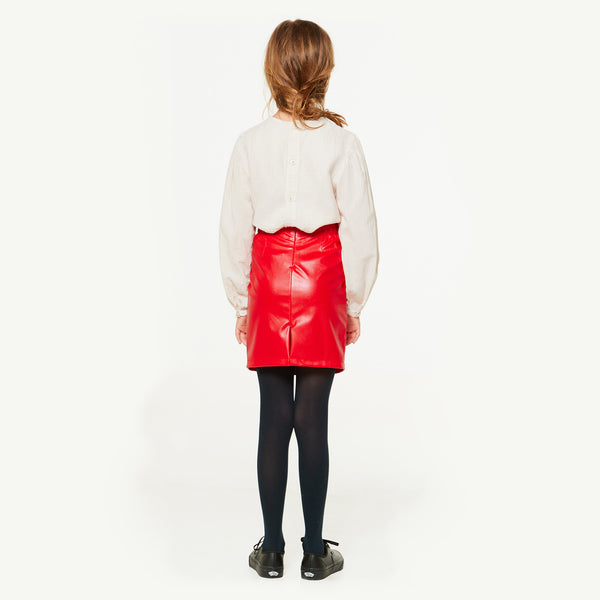 Red Wombat Skirt