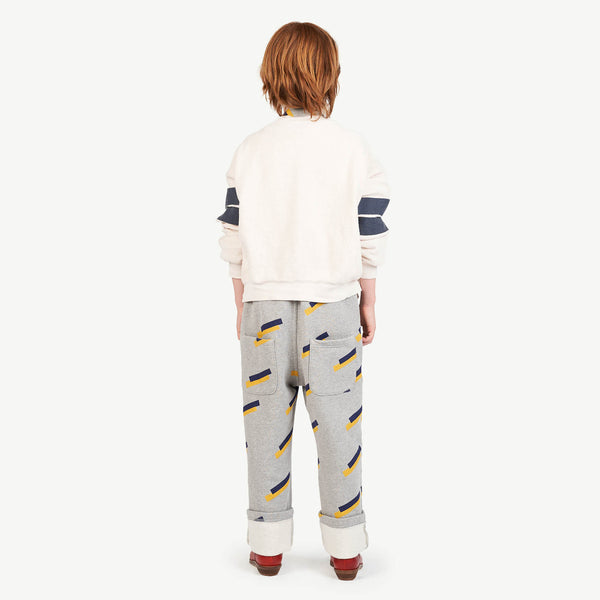 Bear Kids Sweatshirt - White Logo