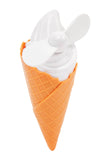 Beach Fan Ice Cream Assort - White
