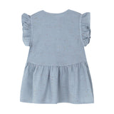 Button Camisole - Blue Denim