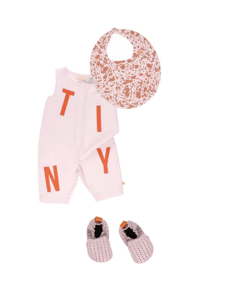 Tiny WV Onepiece - Pale Pink