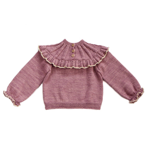 Dove Sweater - Lilac