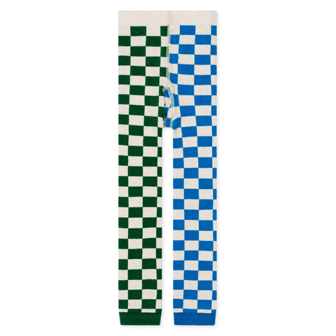King Checker Legging - Hunter