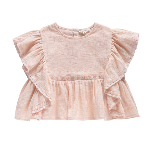 Bundi Top - Blush