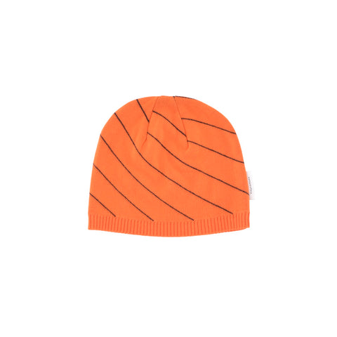 Beanie - Diagonal Stripes