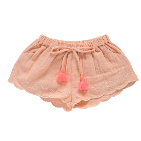 Nirmala Shorts - Blush