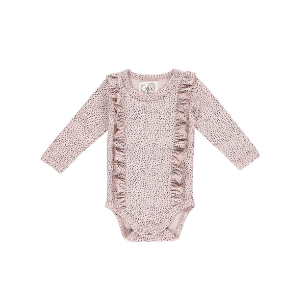 Julia - Light Rose Grey/Dots
