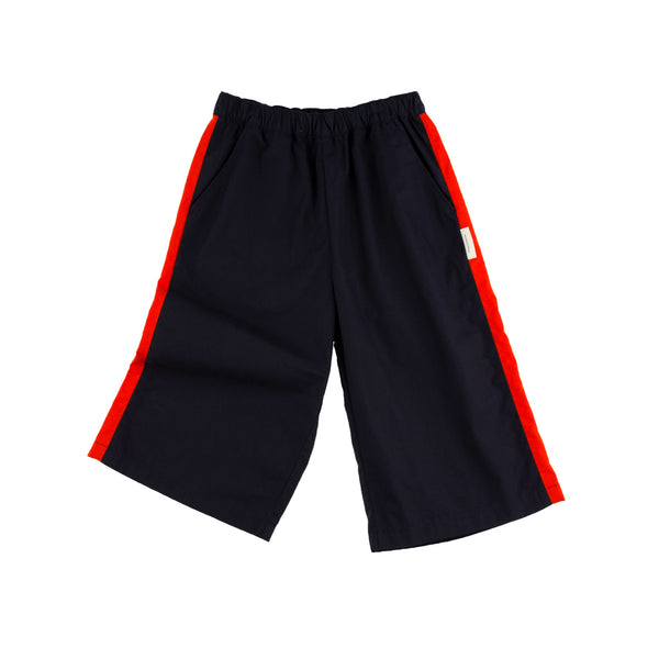 WV Cool Pants - Navy/Carmin