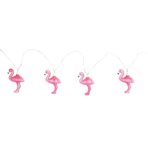 Flamingo String Lights