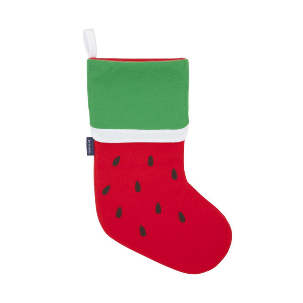 Festive Stocking - Watermelon