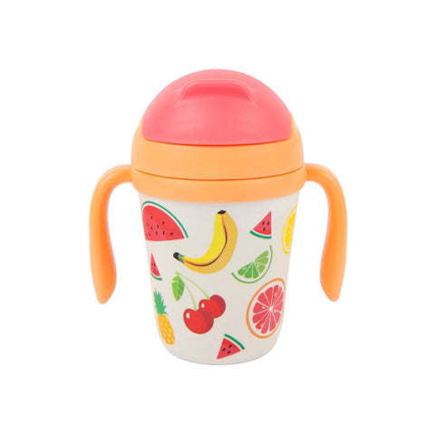 Eco Sippy Cup - Fruit Salad