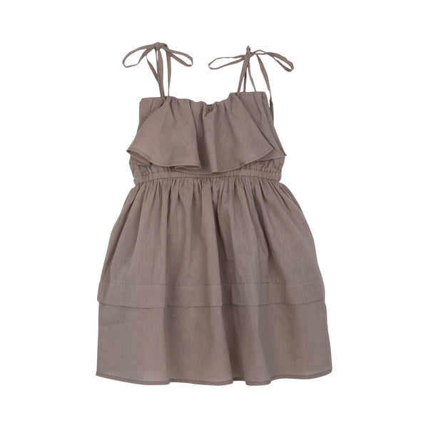 Anna Dress - Taupe