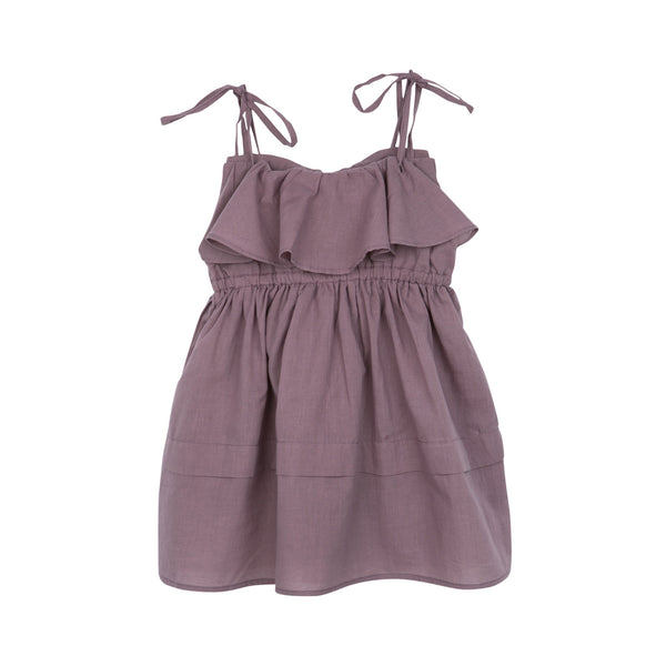 Anna Dress - Purple