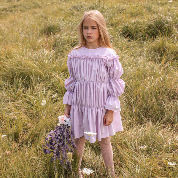 Anna Dress - Lavender