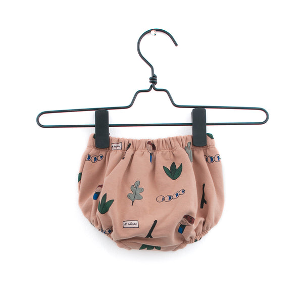 Nature Print Bloomers