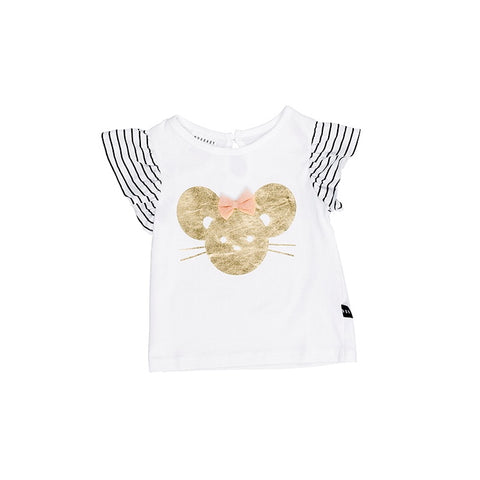 Mouse Frill Top