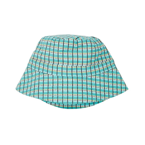 Wembley Hat - Tourmaline Painted Check
