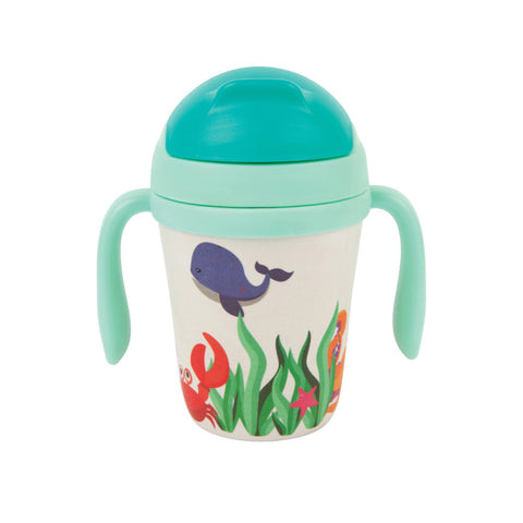 Eco Sippy Cup - Under The Sea
