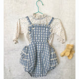 Boon Baby Romper - Pale Blue