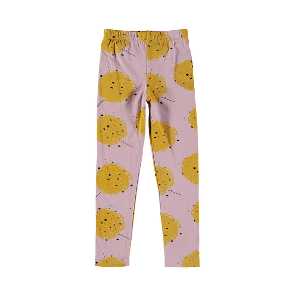 Cotton Candy Leggings - Alprose Pink