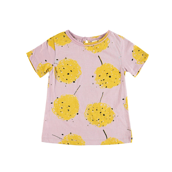 Cotton Candy T-Shirt - Alprose Pink